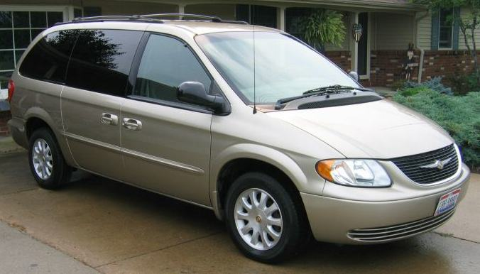 Chrysler Town and Country EX #9