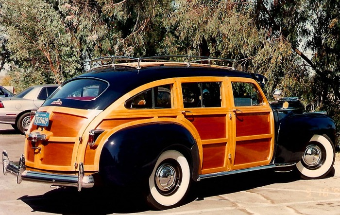 Town And Country Honda >> 1950 Chrysler Town & Country - Information and photos ...