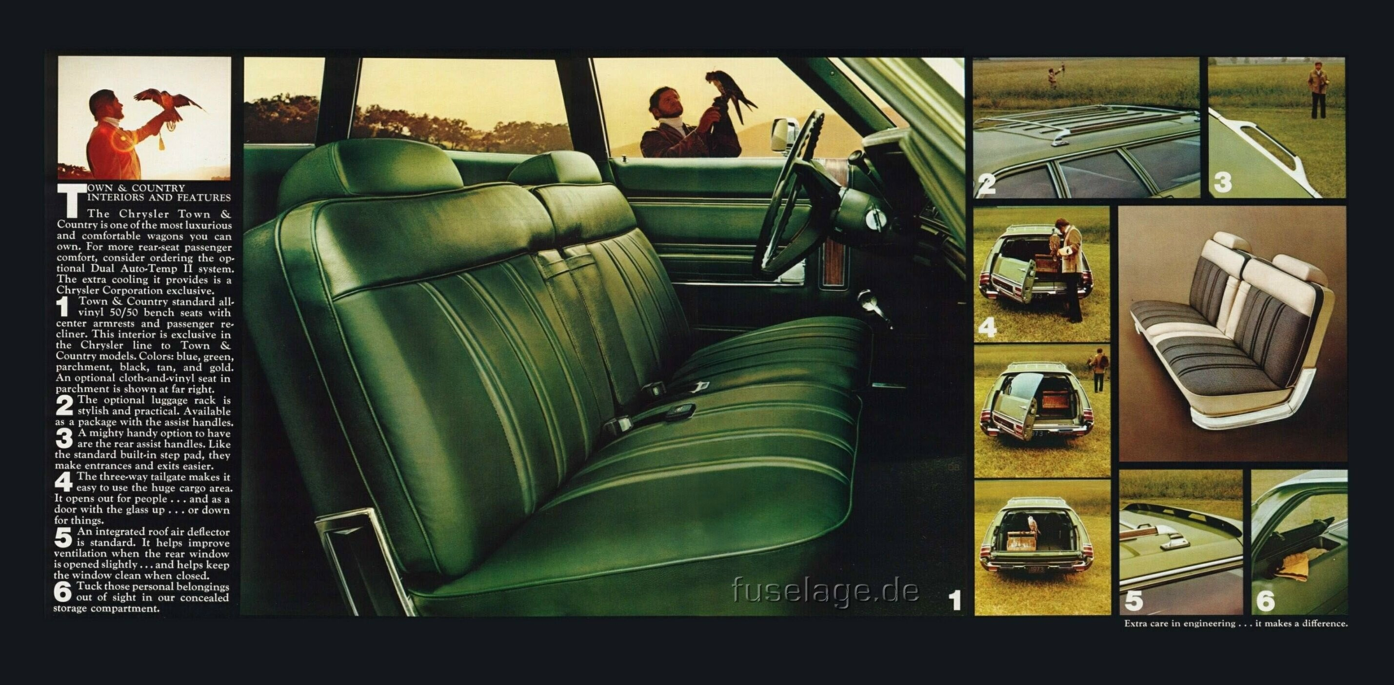 Chrysler Town & Country 1973 #13