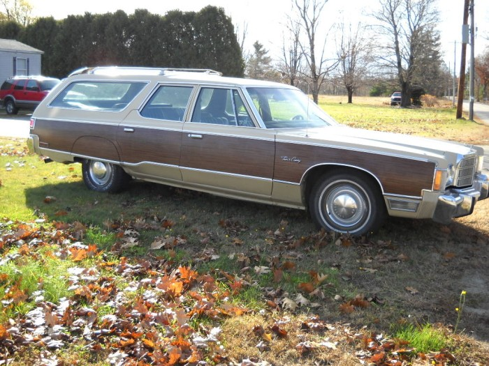 1975 Chrysler Town Amp Country Information And Photos