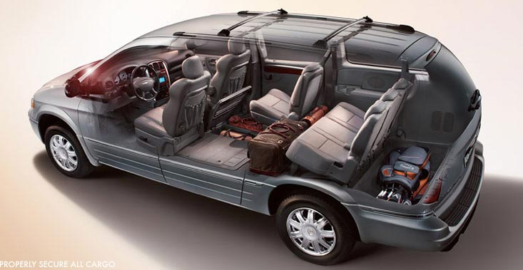 Chrysler Town Amp Country Information And Photos Momentcar