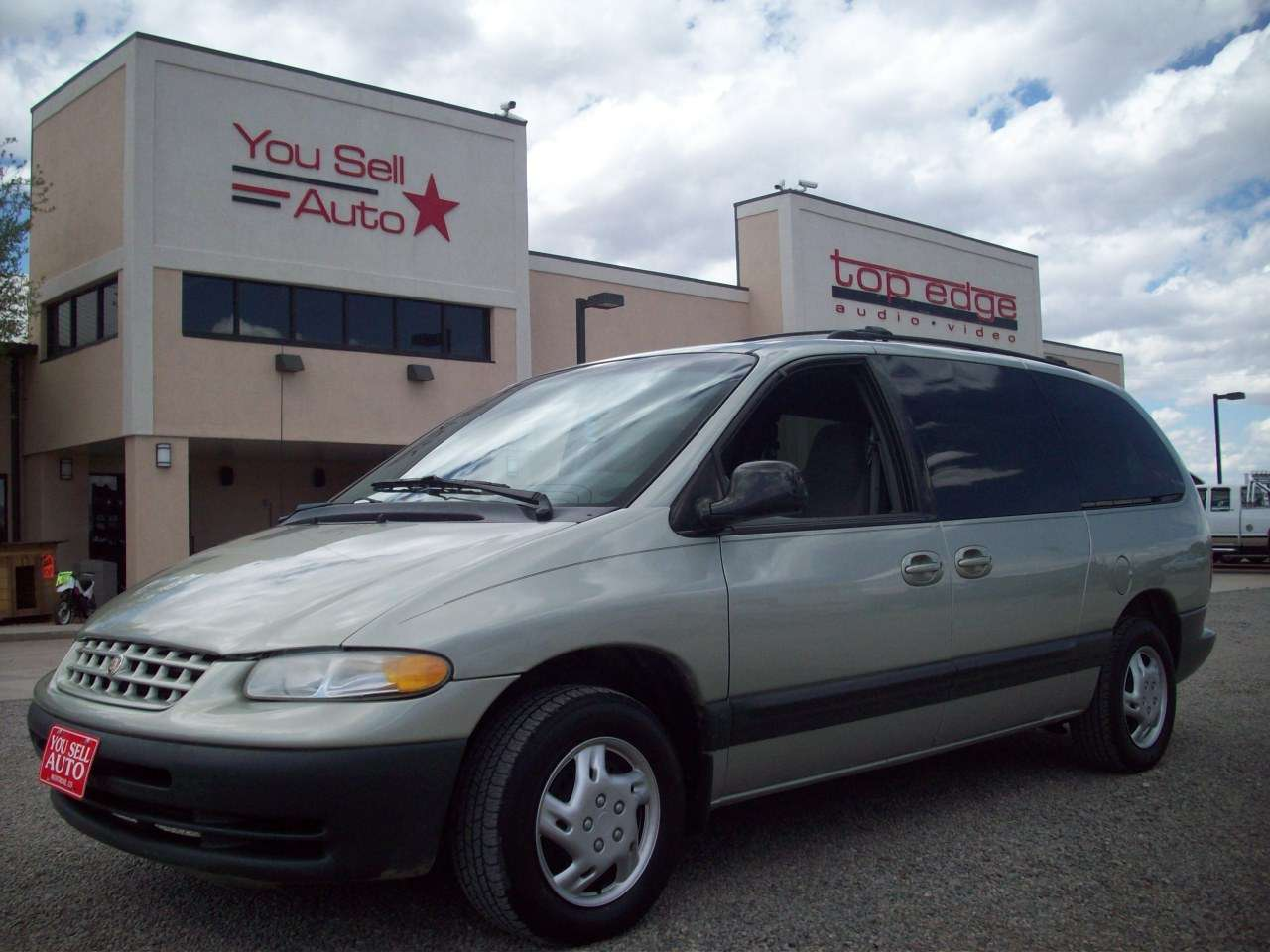 chrysler voyager 2000 - photo #32