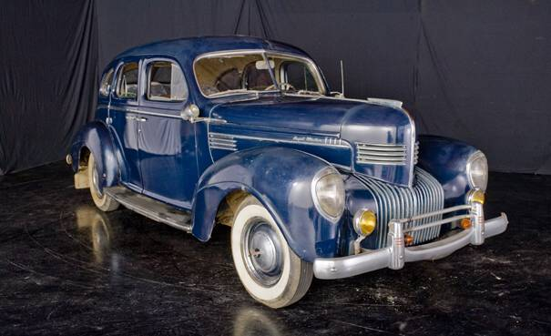 Chrysler Windsor 1939 #6