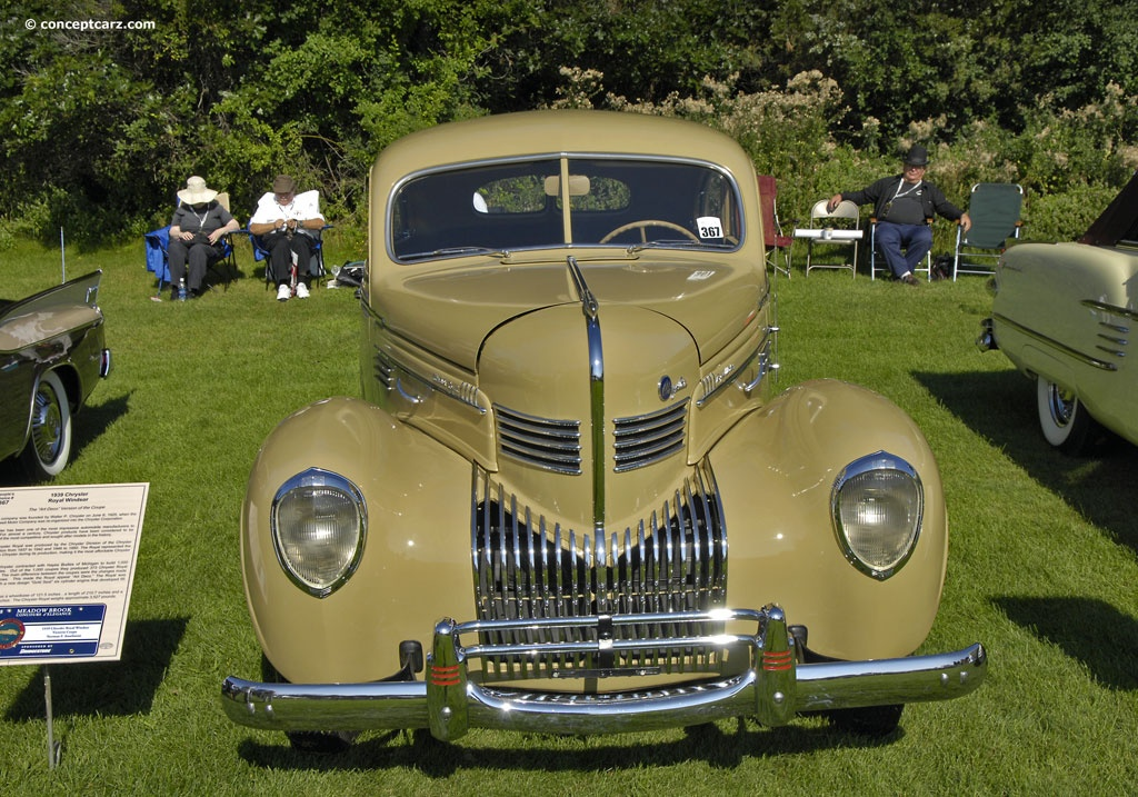 Chrysler Windsor 1939 #15