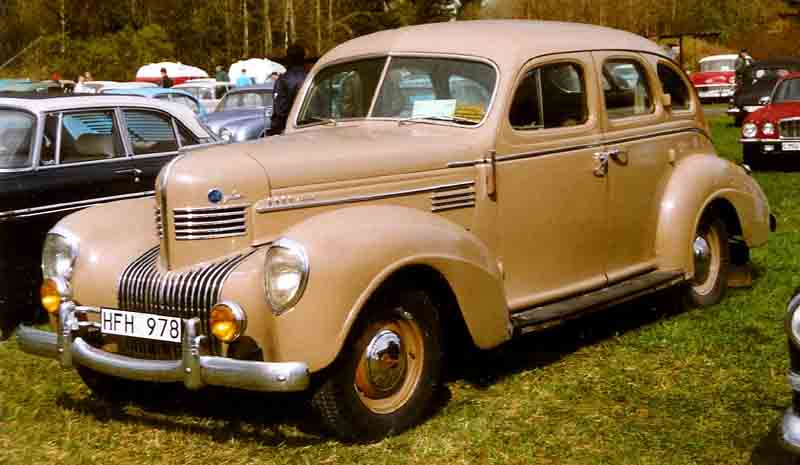 Chrysler Windsor 1939 #2