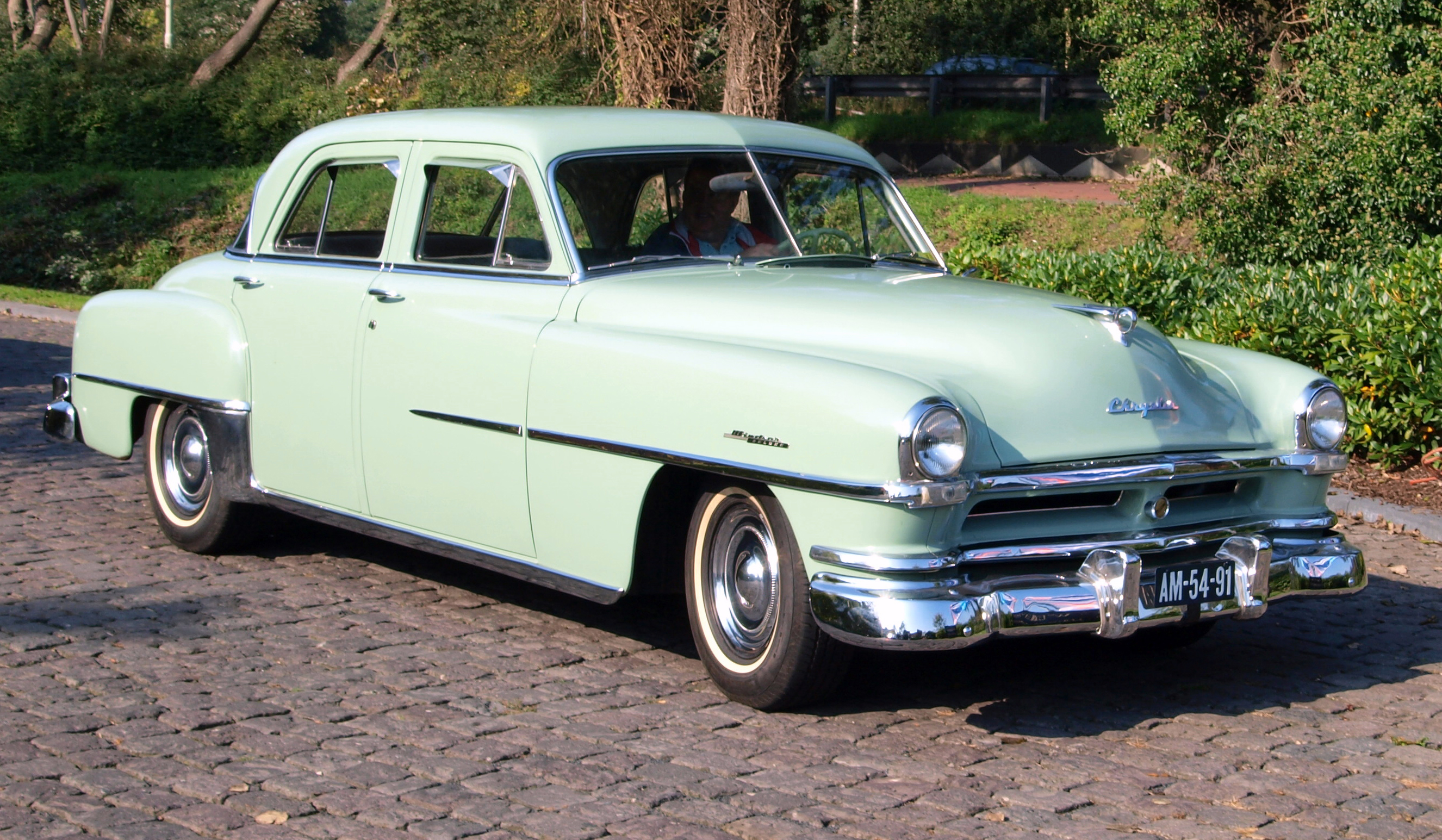 1951 Chrysler Windsor Information And Photos Momentcar