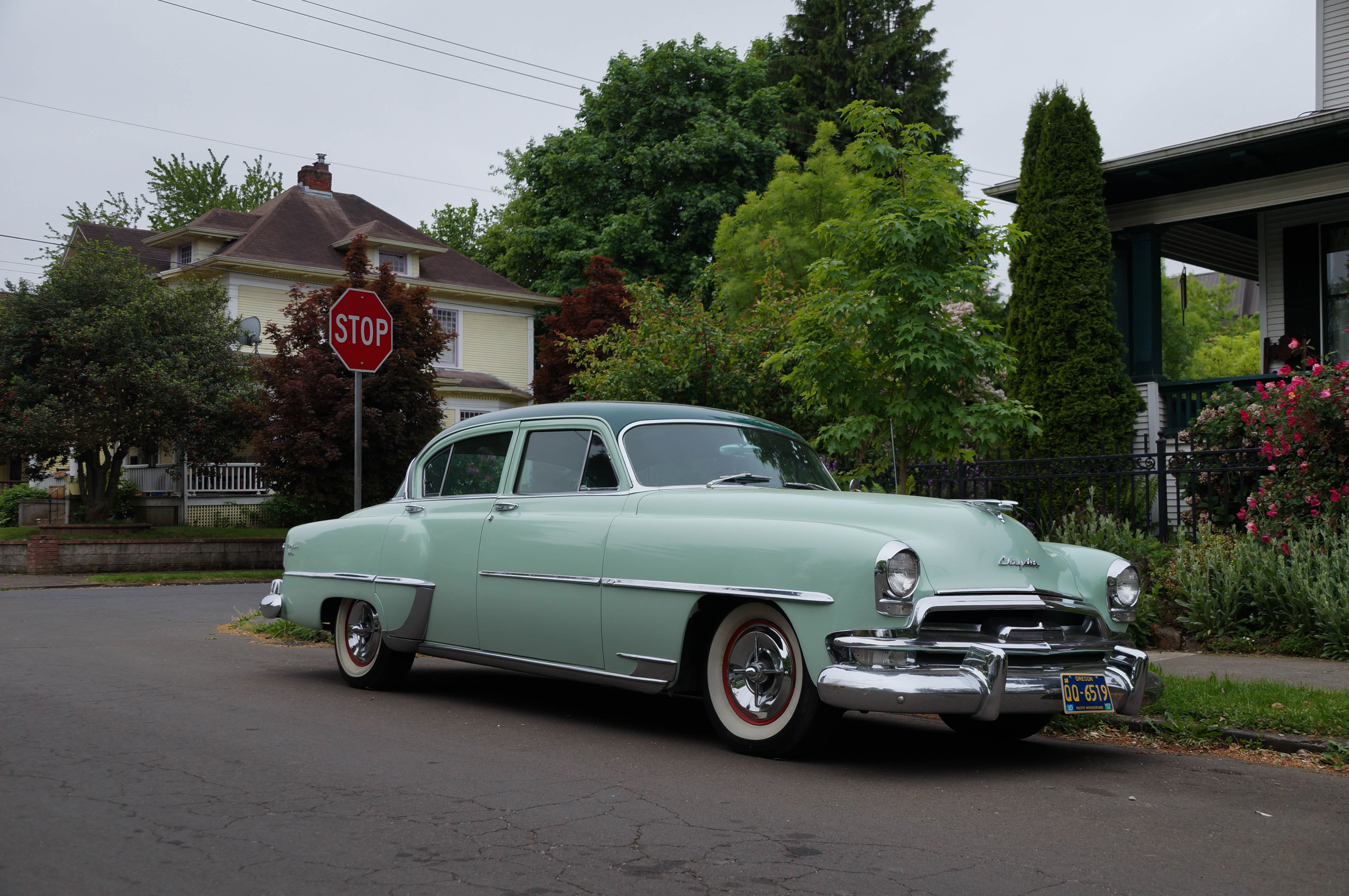 1954 Chrysler Windsor Information And Photos Momentcar New Yorker Deluxe Newport 7