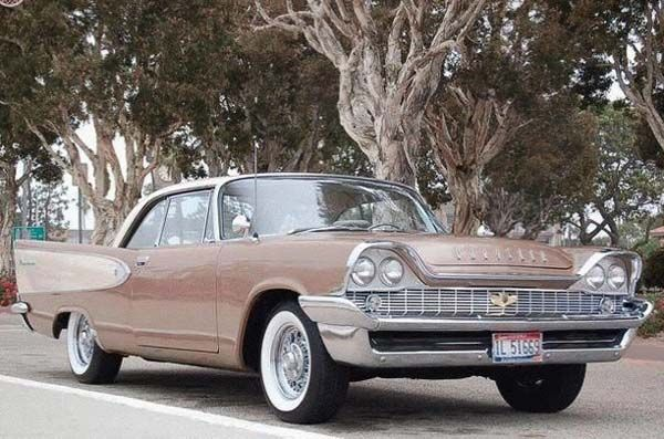 1958 Chrysler Windsor - Information and photos - MOMENTcar 1986 Chrysler Lebaron Town And Country