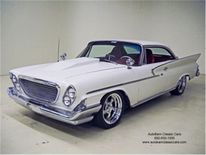 1961 Chrysler Windsor Information And Photos Momentcar