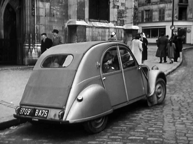 1950 Citroen 2cv Information And Photos Momentcar