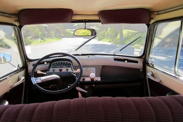 1965 Citroen Ami 6 Information And Photos Momentcar