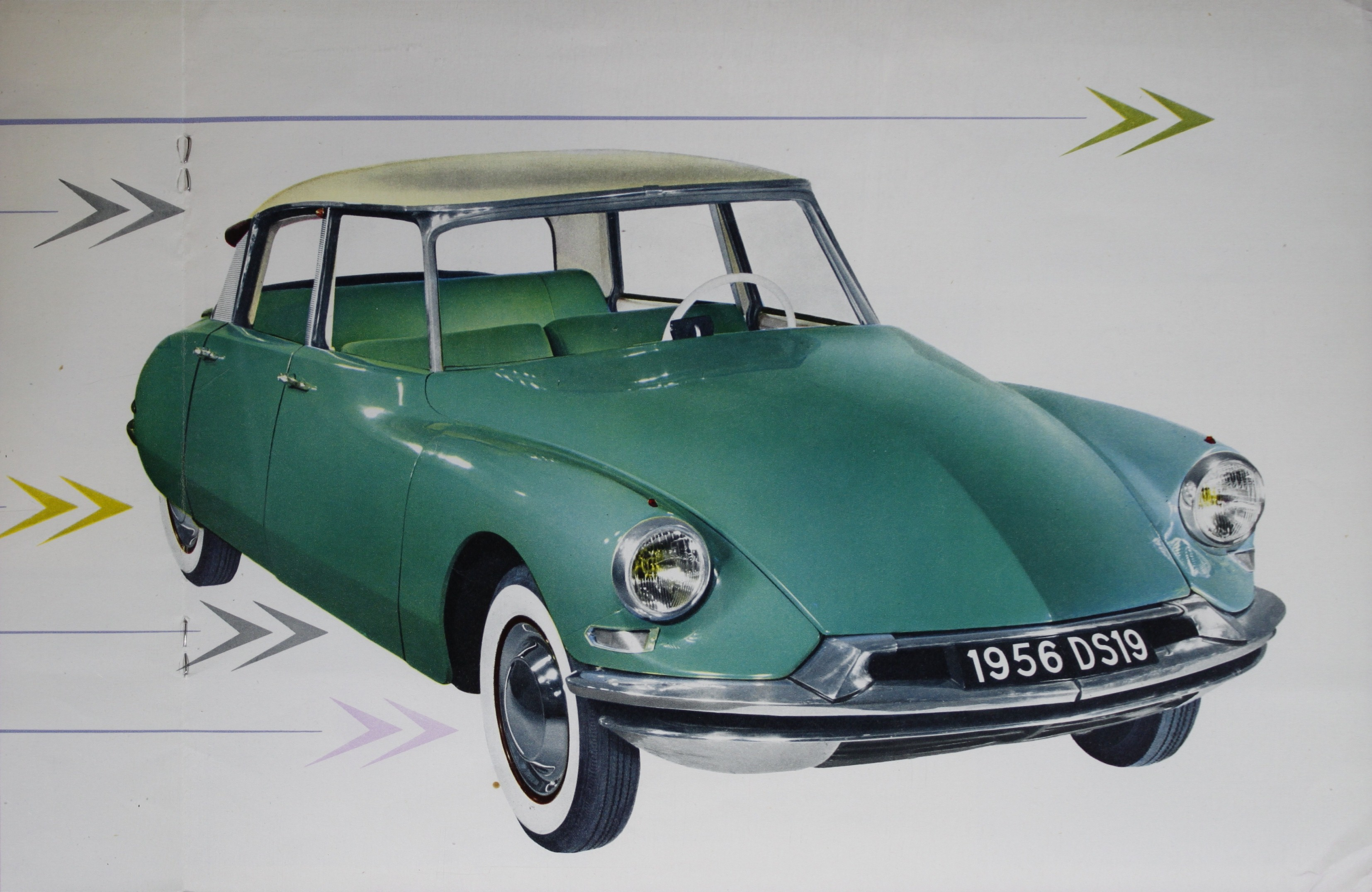 1956 citroen ds19 information and photos momentcar citroen ds19 1956 1 citroen ds19 1956 1 vanachro Image collections