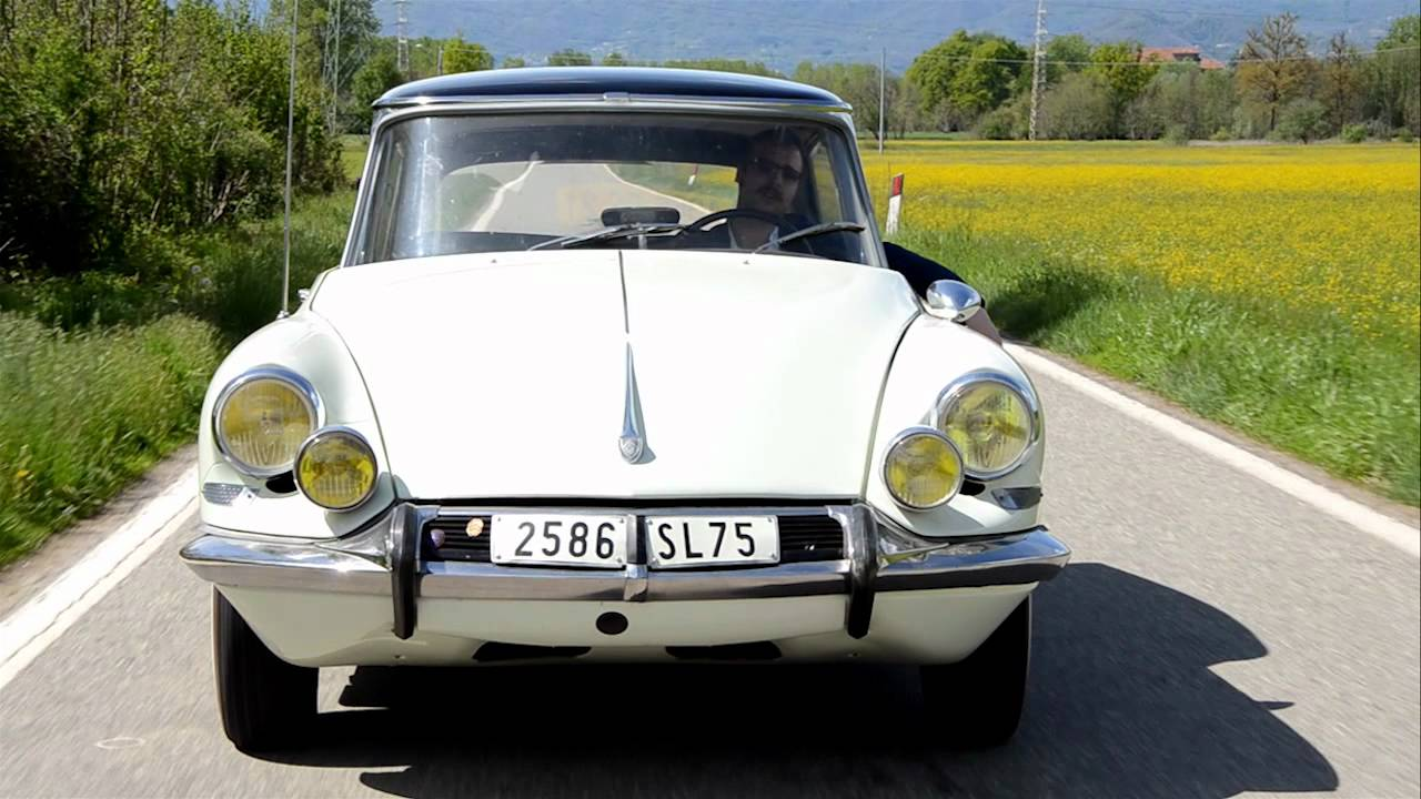 1966 citroen ds19 information and photos momentcar citroen ds19 1966 9 vanachro Image collections