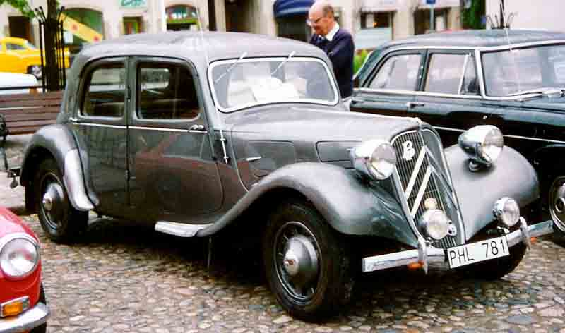 Citroen Legere 1946 #4