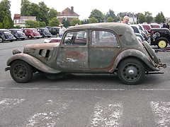 Citroen Legere 1946 #11