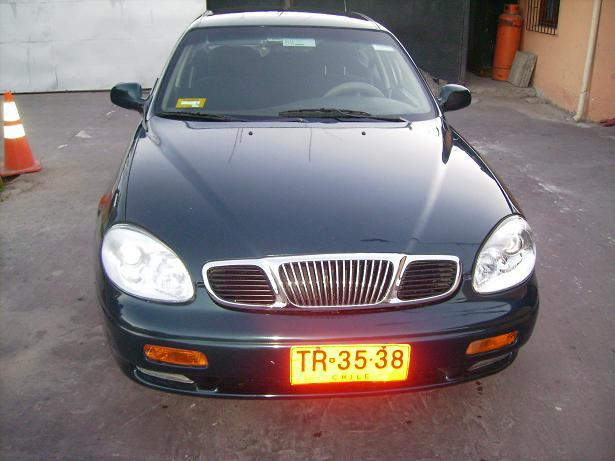 Daewoo 2000 Lanos demands a minimum of maintenance #2