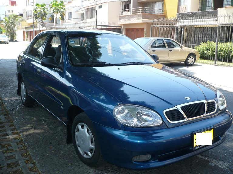 1999 Daewoo Lanos - Information and photos - MOTcar