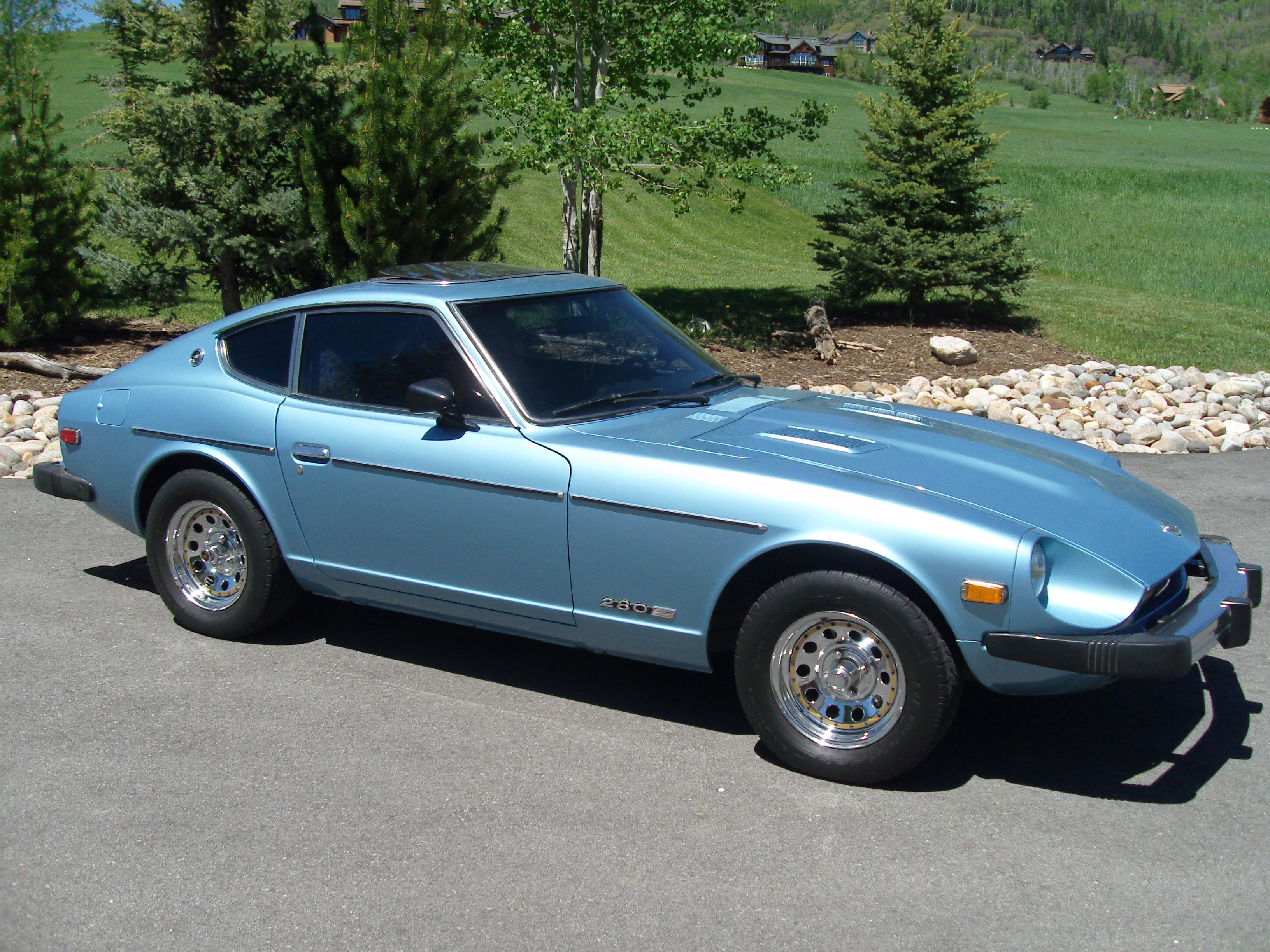 1977 Datsun 280z Information And Photos Momentcar
