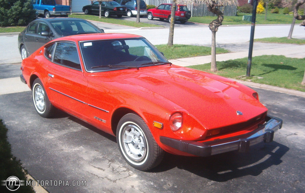 1978 Datsun 280Z - Information and photos - MOMENTcar