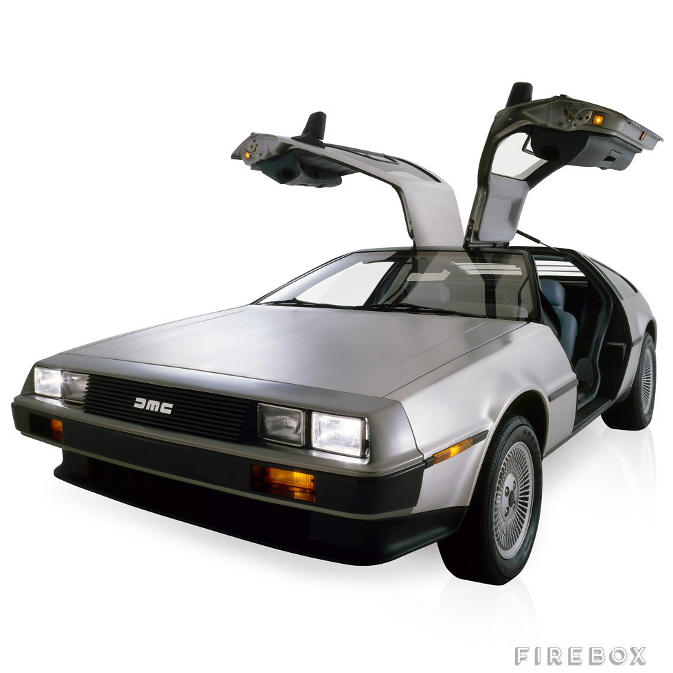 Delorean #11