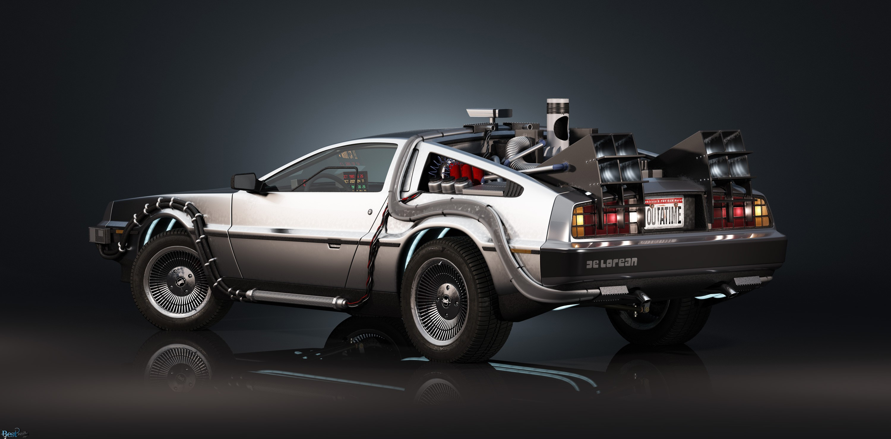 Delorean #13