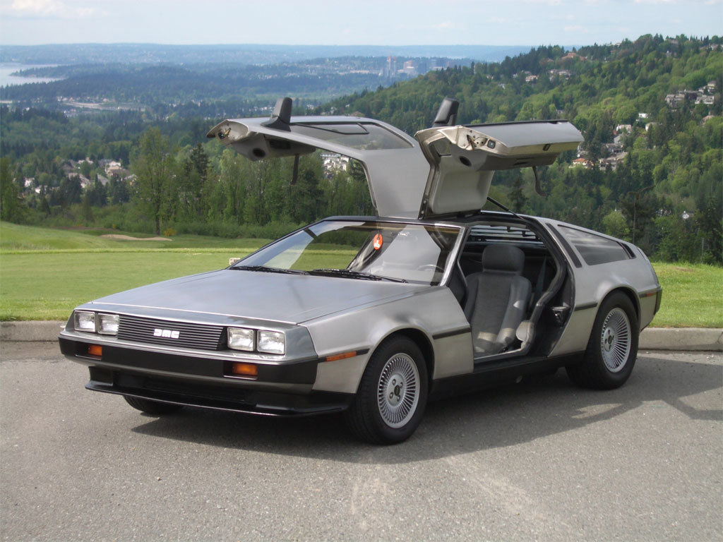 Delorean #6