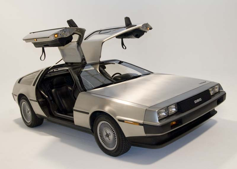 Delorean DMC-12 #10