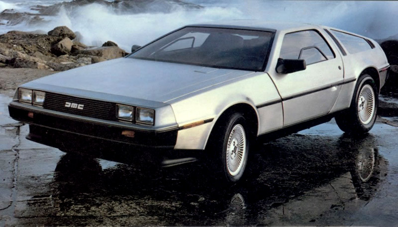 Delorean DMC-12 1982 #12