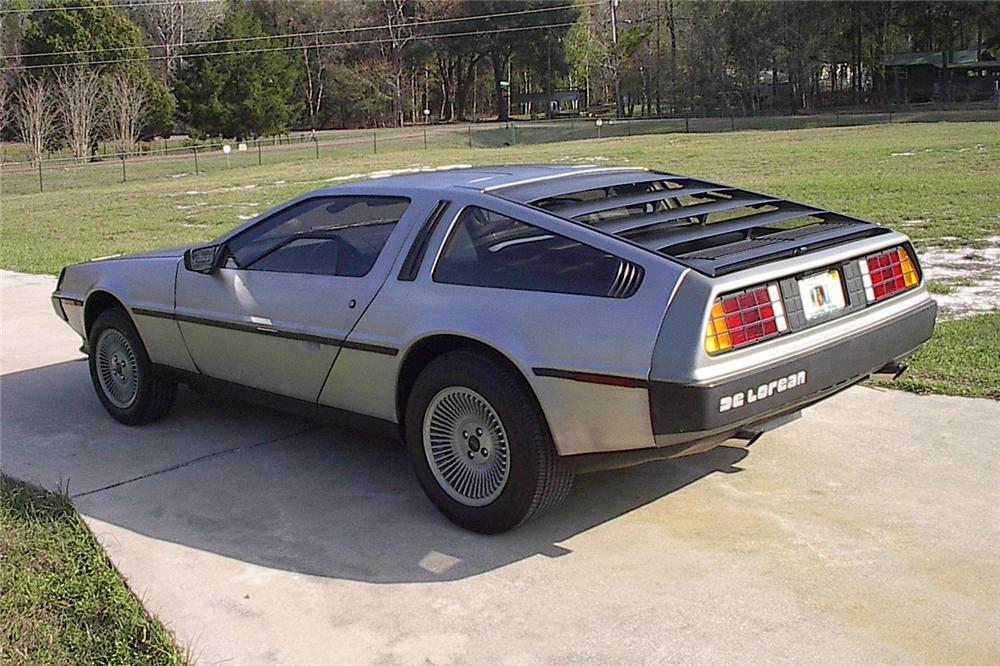 Delorean DMC-12 1982 #15