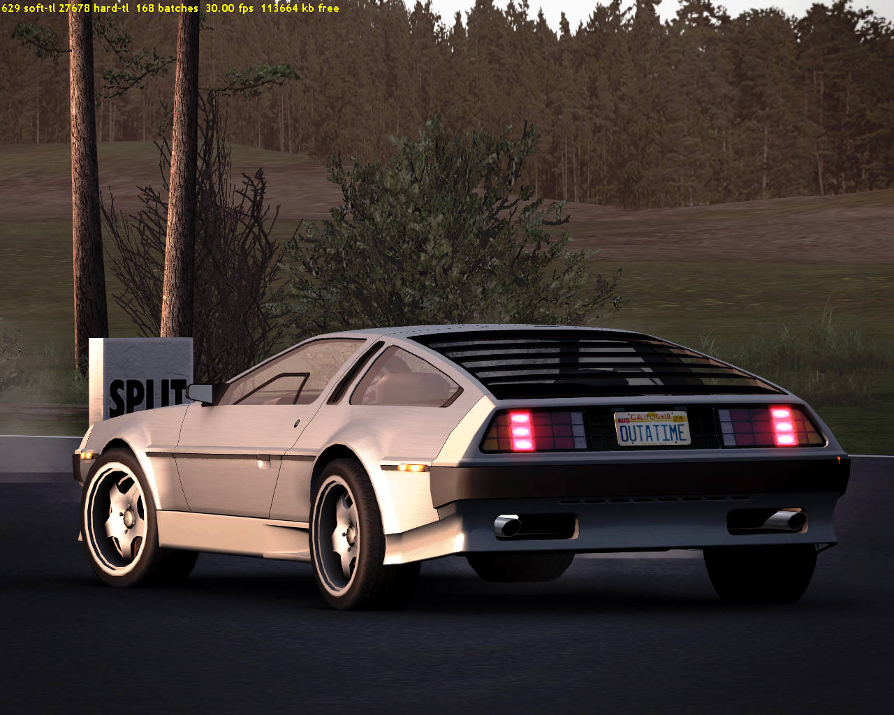 Delorean DMC-12 1982 #4