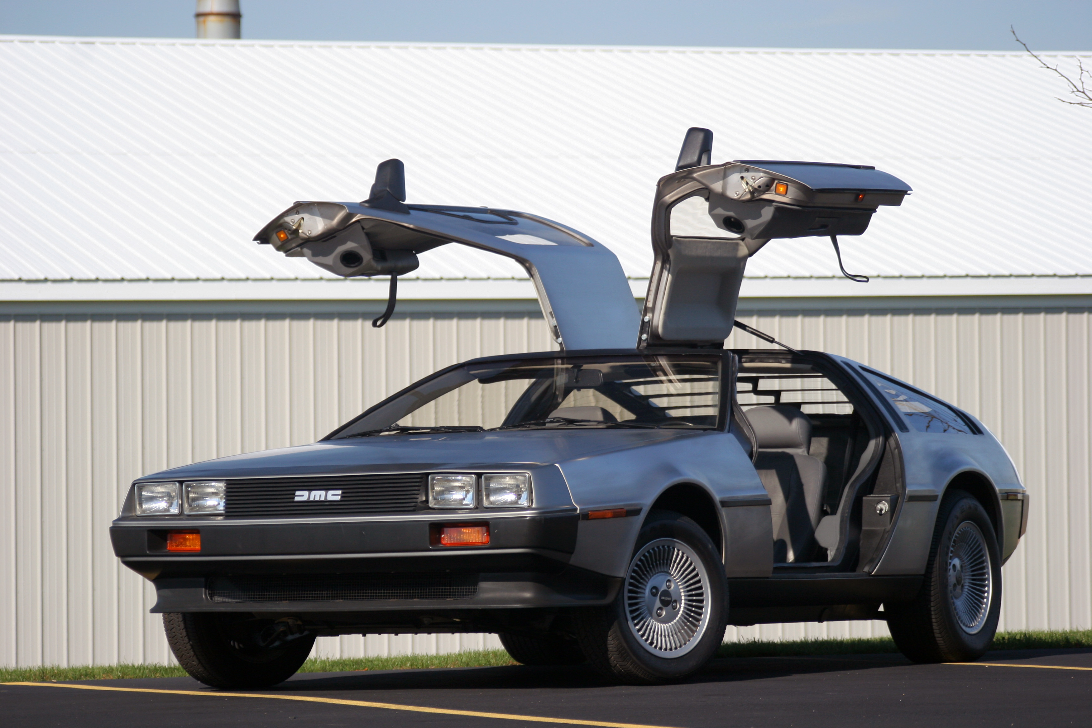 Delorean DMC-12 1982 #5