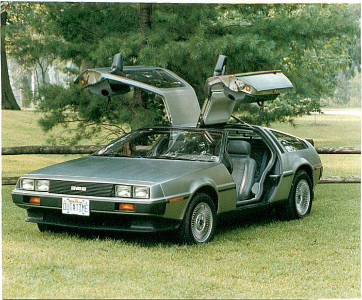 Delorean DMC-12 1982 #7