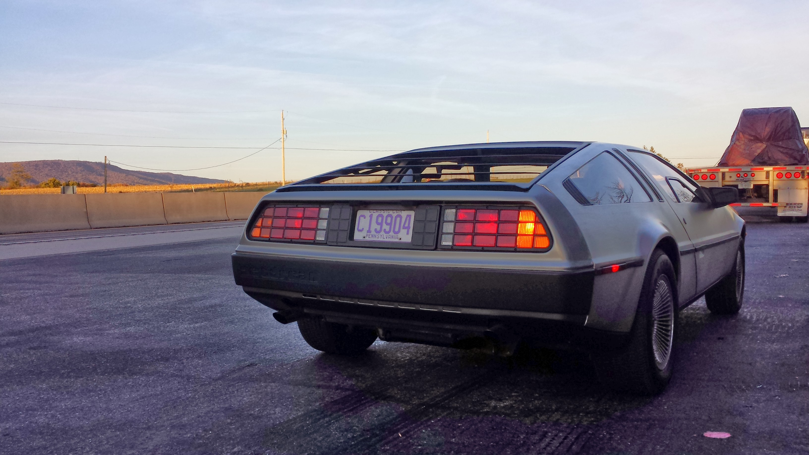 Delorean DMC-12 1983 #12