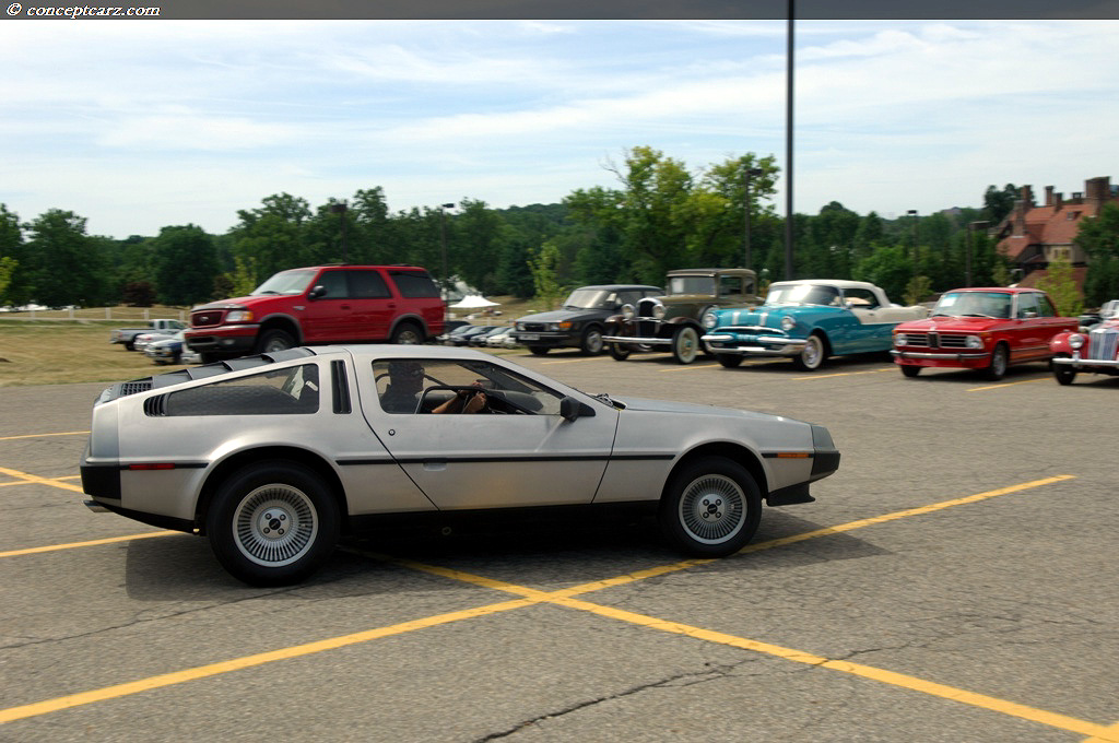 Delorean DMC-12 1983 #15
