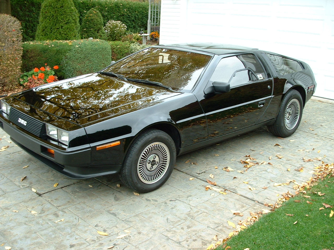 Delorean DMC-12 1983 #4