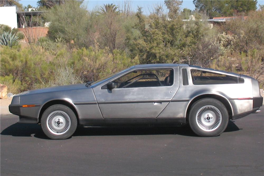 Delorean DMC-12 1983 #6