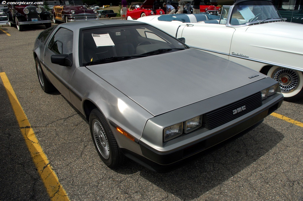 Delorean DMC-12 1983 #10