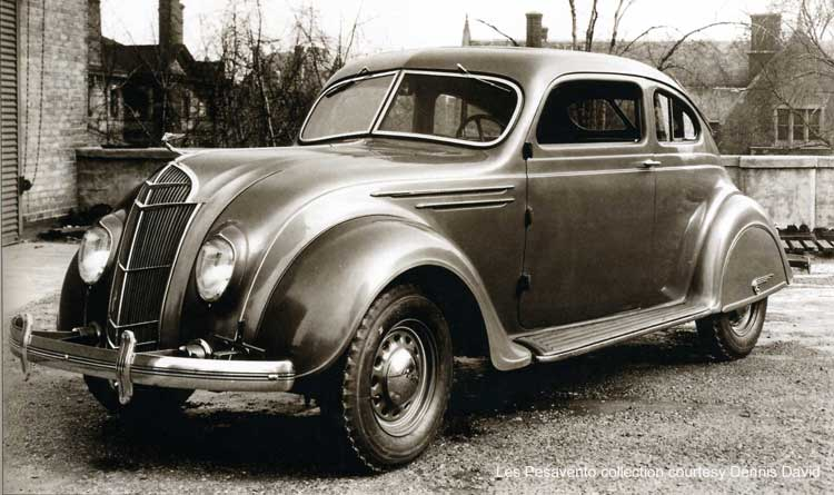 1935 Desoto Airflow Information and photos MOMENTcar
