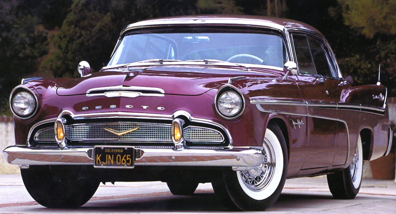 1956 Desoto Fireflite Information And Photos Momentcar