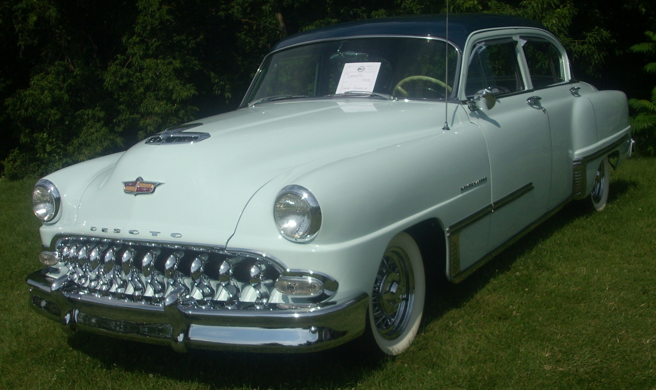 Desoto Powermaster Six 1954 #1