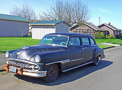 Desoto Powermaster Six 1954 #10
