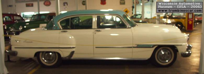 Desoto Powermaster Six 1954 #5