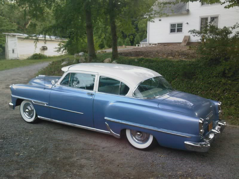 Desoto Powermaster Six 1954 #6