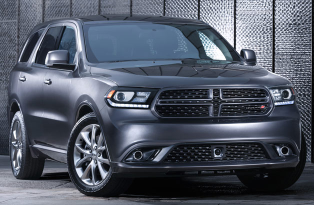A new Durango design in Dodge 2014 #1