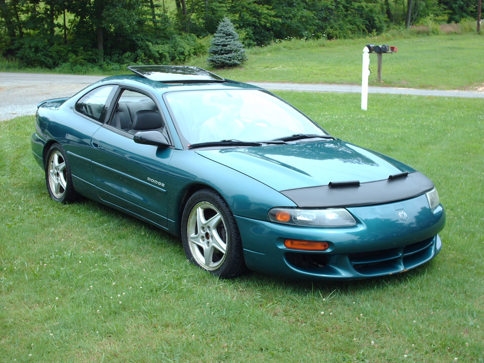 2000 Dodge Avenger - Information and photos - MOMENTcar