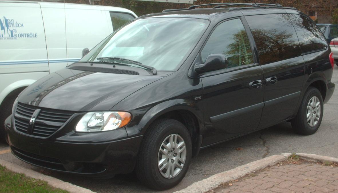 2007 dodge caravan information and photos momentcar. Black Bedroom Furniture Sets. Home Design Ideas