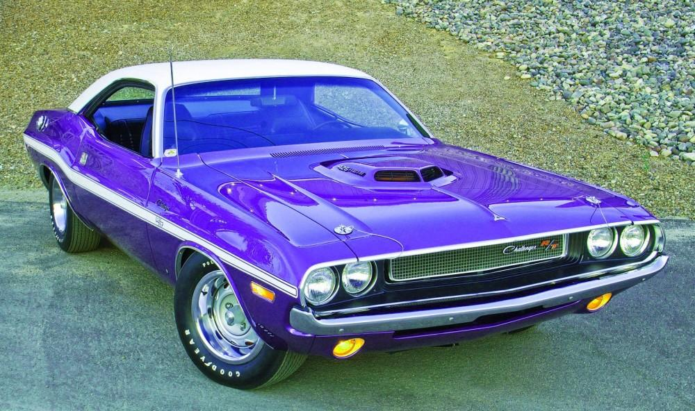1970 Dodge Challenger Information And Photos Momentcar