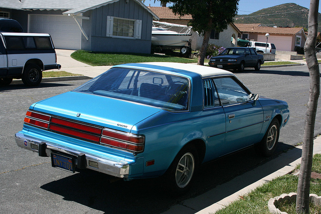 1978 Dodge Challenger Information And Photos Momentcar