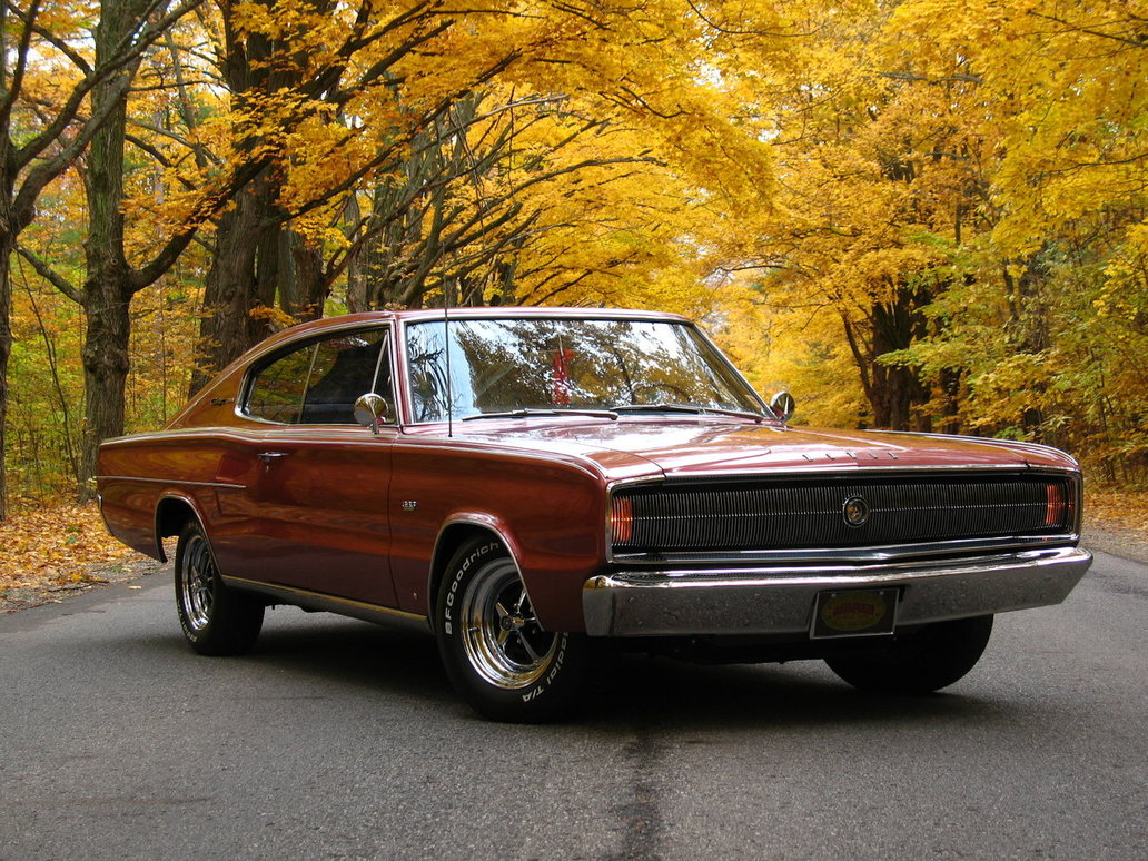1966 Dodge Charger Information And Photos Momentcar