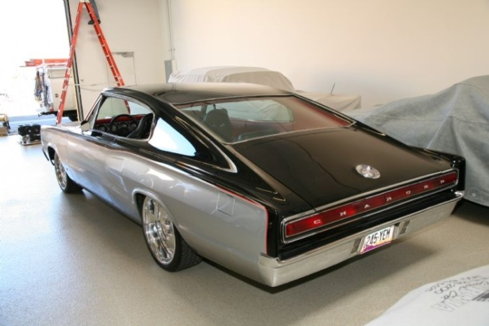 Dodge Charger 1967 #12